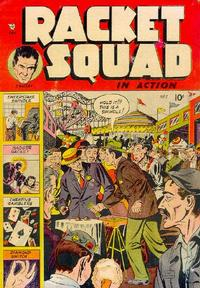 Cover Thumbnail for Racket Squad in Action (Charlton, 1952 series) #1
