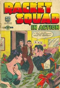 Cover Thumbnail for Racket Squad in Action (Charlton, 1952 series) #4