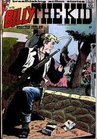Cover Thumbnail for Billy the Kid (Charlton, 1957 series) #10