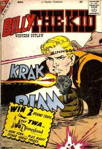 Cover Thumbnail for Billy the Kid (Charlton, 1957 series) #21