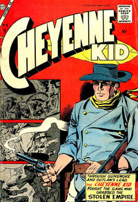 Cover Thumbnail for Cheyenne Kid (Charlton, 1957 series) #8
