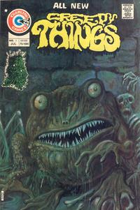 Cover Thumbnail for Creepy Things (Charlton, 1975 series) #1