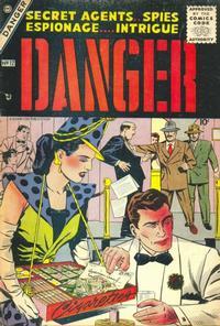 Cover Thumbnail for Danger (Charlton, 1955 series) #12