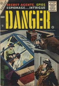 Cover Thumbnail for Danger (Charlton, 1955 series) #13