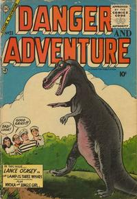 Cover Thumbnail for Danger and Adventure (Charlton, 1955 series) #23