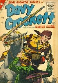 Cover Thumbnail for Davy Crockett (Charlton, 1955 series) #8