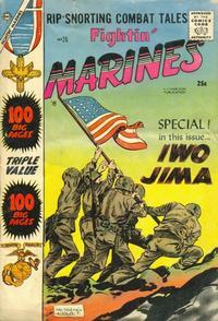 Cover Thumbnail for Fightin' Marines (Charlton, 1955 series) #26