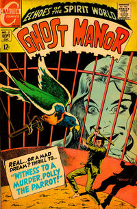 Cover Thumbnail for Ghost Manor (Charlton, 1968 series) #2