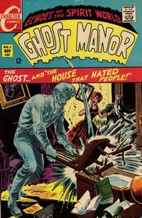 Cover for Ghost Manor (Charlton, 1968 series) #3