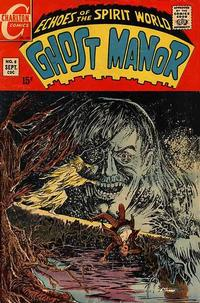 Cover Thumbnail for Ghost Manor (Charlton, 1968 series) #8