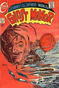 Cover Thumbnail for Ghost Manor (Charlton, 1968 series) #9