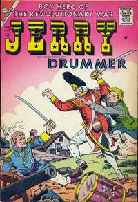 Cover Thumbnail for Jerry Drummer (Charlton, 1957 series) #12
