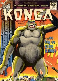 Cover Thumbnail for Konga (Charlton, 1960 series) #1