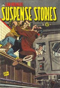 Cover Thumbnail for Lawbreakers Suspense Stories (Charlton, 1953 series) #13