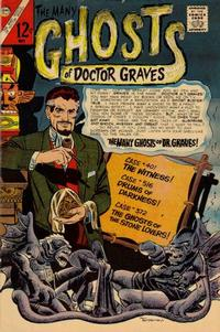 Cover Thumbnail for The Many Ghosts of Dr. Graves (Charlton, 1967 series) #1