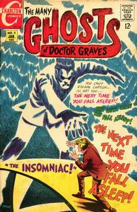 Cover Thumbnail for The Many Ghosts of Dr. Graves (Charlton, 1967 series) #5