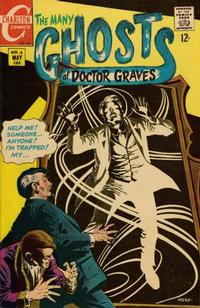 Cover Thumbnail for The Many Ghosts of Dr. Graves (Charlton, 1967 series) #6
