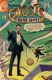 Cover Thumbnail for The Many Ghosts of Dr. Graves (Charlton, 1967 series) #7