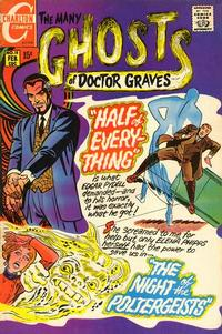 Cover Thumbnail for The Many Ghosts of Dr. Graves (Charlton, 1967 series) #18