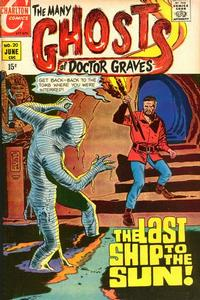Cover Thumbnail for The Many Ghosts of Dr. Graves (Charlton, 1967 series) #20