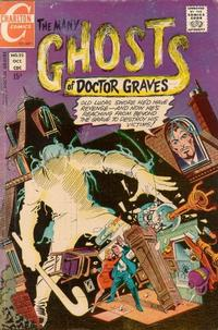 Cover Thumbnail for The Many Ghosts of Dr. Graves (Charlton, 1967 series) #22