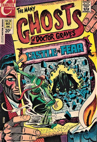 Cover Thumbnail for The Many Ghosts of Dr. Graves (Charlton, 1967 series) #28