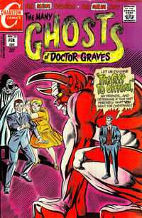 Cover Thumbnail for The Many Ghosts of Dr. Graves (Charlton, 1967 series) #30