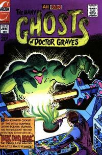 Cover Thumbnail for The Many Ghosts of Dr. Graves (Charlton, 1967 series) #32