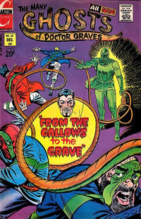 Cover Thumbnail for The Many Ghosts of Dr. Graves (Charlton, 1967 series) #35