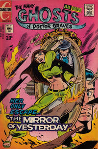Cover Thumbnail for The Many Ghosts of Dr. Graves (Charlton, 1967 series) #37