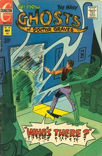 Cover Thumbnail for The Many Ghosts of Dr. Graves (Charlton, 1967 series) #38