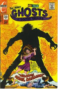 Cover Thumbnail for The Many Ghosts of Dr. Graves (Charlton, 1967 series) #39