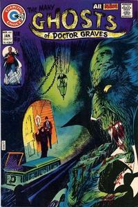Cover Thumbnail for The Many Ghosts of Dr. Graves (Charlton, 1967 series) #44