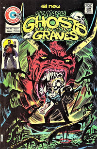 Cover Thumbnail for The Many Ghosts of Dr. Graves (Charlton, 1967 series) #50