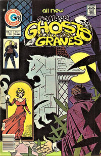 Cover Thumbnail for The Many Ghosts of Dr. Graves (Charlton, 1967 series) #55