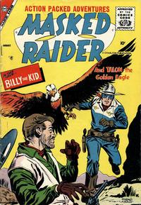 Cover Thumbnail for Masked Raider (Charlton, 1958 series) #14