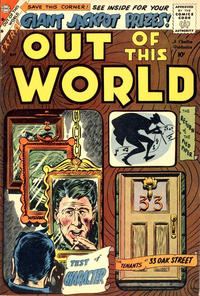 Cover Thumbnail for Out of This World (Charlton, 1956 series) #13