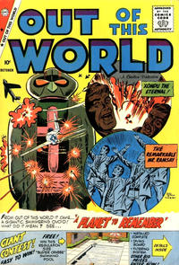Cover Thumbnail for Out of This World (Charlton, 1956 series) #15