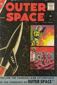 Cover Thumbnail for Outer Space (Charlton, 1958 series) #19