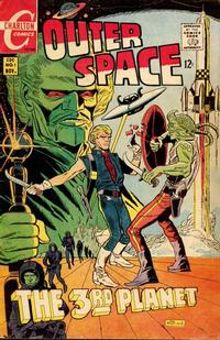 Cover Thumbnail for Outer Space (Charlton, 1968 series) #1