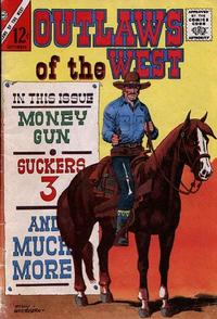 Cover Thumbnail for Outlaws of the West (Charlton, 1957 series) #55