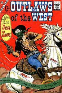 Cover Thumbnail for Outlaws of the West (Charlton, 1957 series) #58