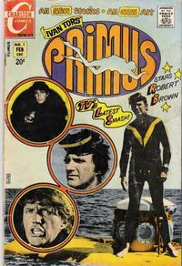 Cover Thumbnail for Primus (Charlton, 1972 series) #1