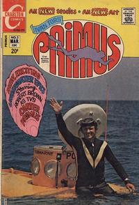 Cover Thumbnail for Primus (Charlton, 1972 series) #2