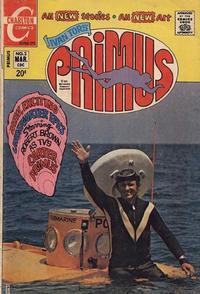 Cover Thumbnail for Primus (Charlton, 1972 series) #2