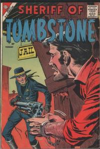 Cover Thumbnail for Sheriff of Tombstone (Charlton, 1958 series) #2