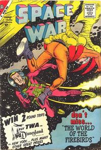 Cover Thumbnail for Space War (Charlton, 1959 series) #3