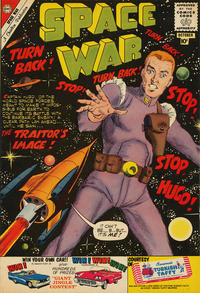 Cover Thumbnail for Space War (Charlton, 1959 series) #7
