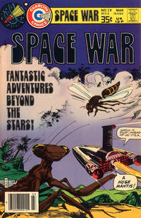 Cover Thumbnail for Space War (Charlton, 1959 series) #28