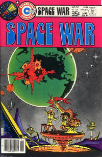 Cover Thumbnail for Space War (Charlton, 1959 series) #30